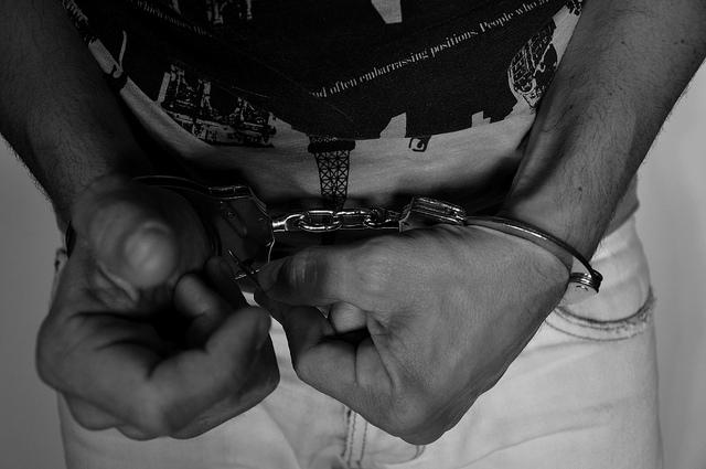 Handcuffs Arrest